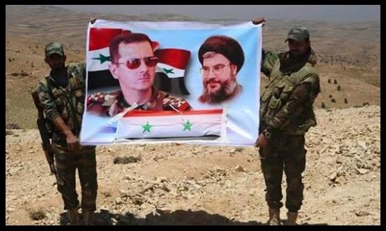Assad Nasrallah on Qalamoun