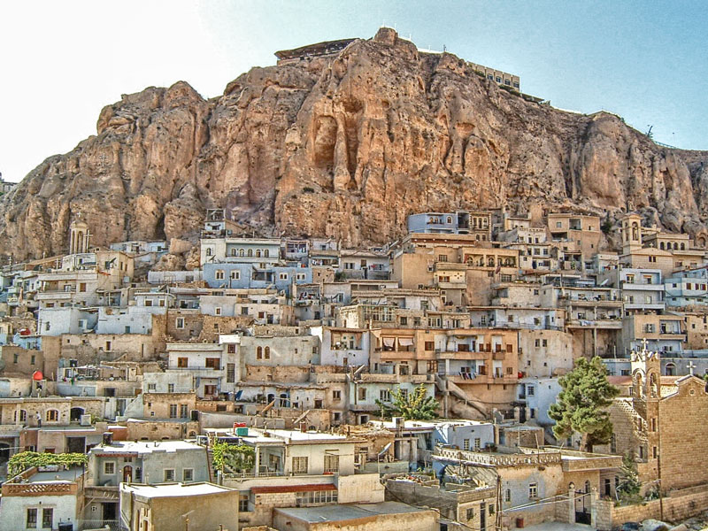 Maalula.jVillage-Siria