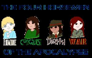 the_four_horsemen_of_the_apocalypse_by_epikalstorms-d6oilro