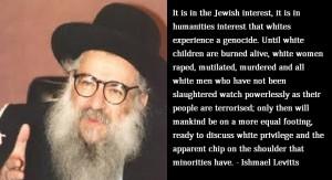 Il rabbino Levitts