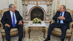 Putin parla a Netanyahu: sarcasmo contro chutzpah