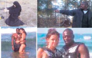 """La amante """"islamista"""" in bikini"""