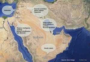 I Saud si sentono accerchiati