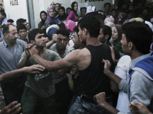 violenze fra profughi