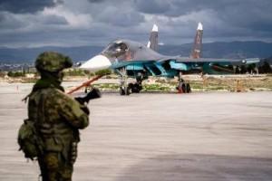 Un Su-34 a Latakia