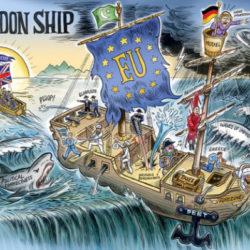 Un Rosario  per  il Brexit