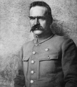 Il maresciallo Pilsudski