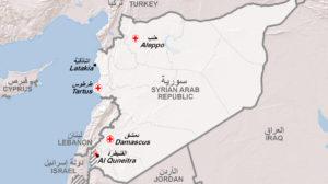syria-map-quneitra-news