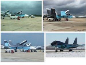 F-18 DIPINTI COME SUKHOI: PREPARANO UN FALSE FLAG?
