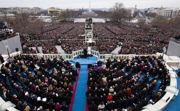 """""""Inauguration"""" presidenziale. Ideale per assassini solitari."""