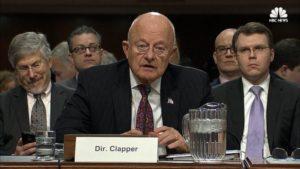 James Clapper, direttore della National Intelligence