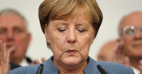 Avviso agli Europeisti nostrani: è la MERKEL che sfascia UE