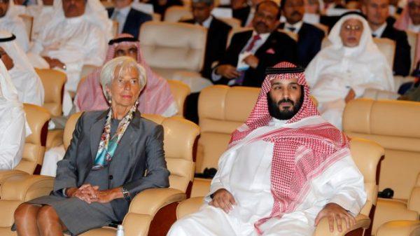 Madame Lagard ospite del re sega-giornalisti? Ma non è contro le regole?