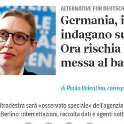 UNIONE EUROPEA –  ex  STATO DI DIRITTO