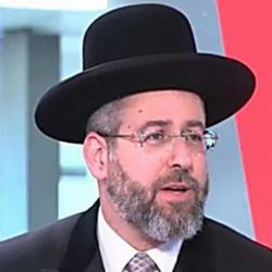IL GRAN RABBINO   IMPONE IL TEST DEL DNA PER PROVARE  LA JUDENTUM
