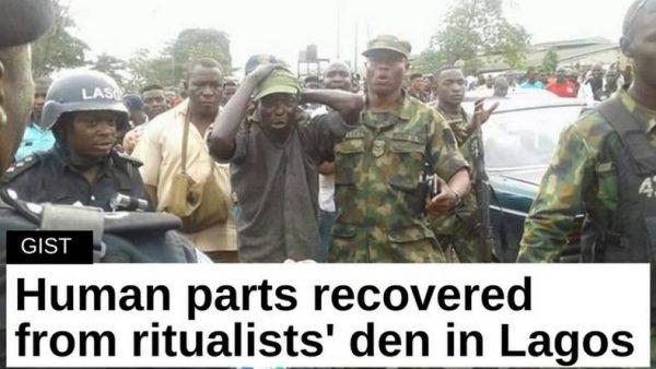 """""""LA MAFIA NIGERIANA NON ESISTE"""" (è quel che dicono da sempre i mafiosi)"""