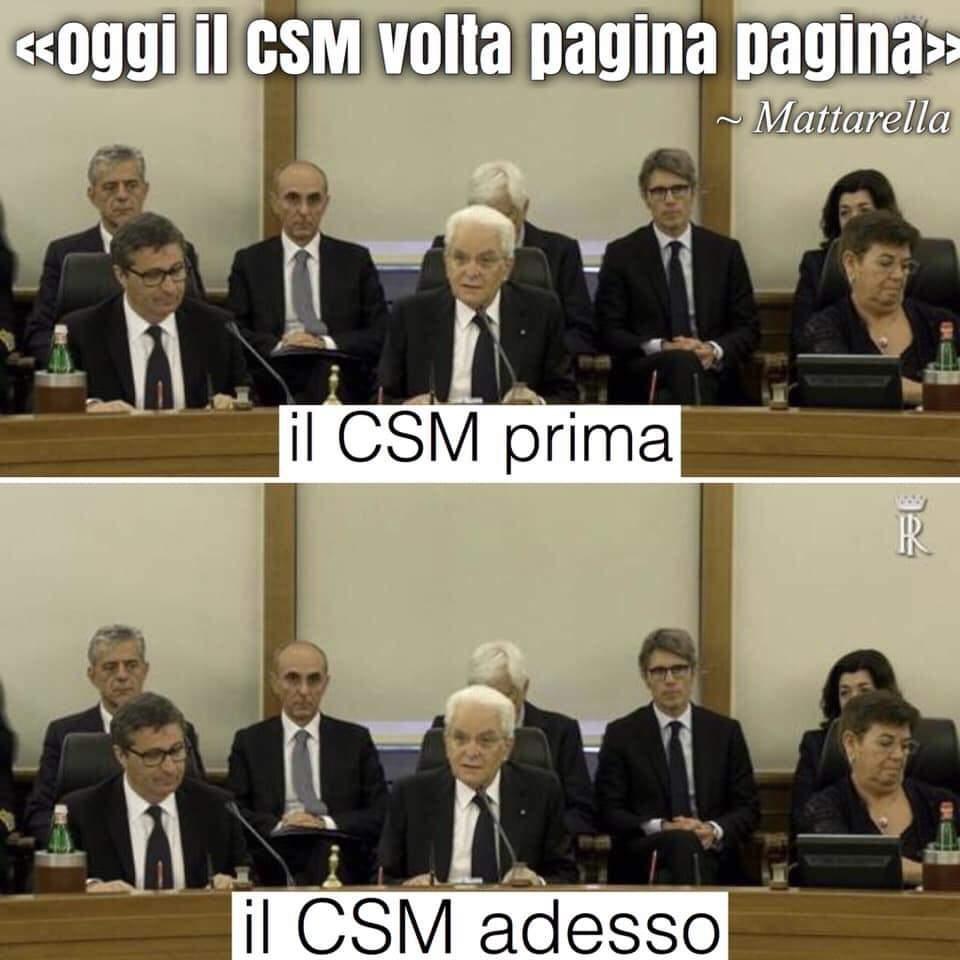 L'associazione magistrati vuole ancora comandare: chi sbaglia non deve pagare   - di Francesco Storace