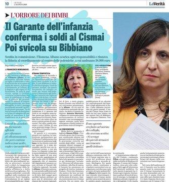 """LA GARANTE DELL'INFANZIA - UNA DELLE """"AUTORITA'"""" CHE  DELEGITTIMANO LA DEMOCRAZIA"""