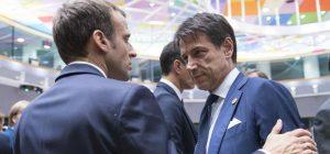 GOUVERNEMENT COUNT / Sapelli: en Italie, Macron commande, voici le plan pour nous réduire à une colonie