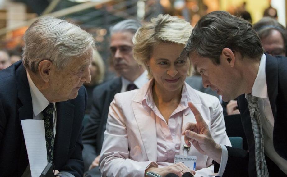 In Europa 4 commissari e 73 deputati della lista Soros