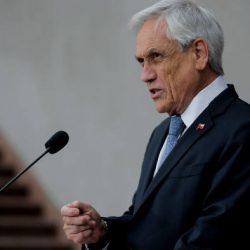 """Il presidente del Cile Sebastián Piñera: """"Siamo pronti a fare di tutto per non cadere nel populismo"""""""