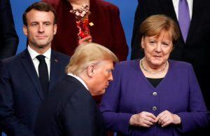 TEMPESTA ALLA NATO -  E TUTTO COME PRIMA
