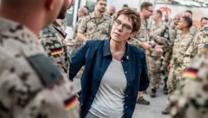 SIAMO IN UNA BOTTE DI FERRO (PENSATE SE FOSSIMO FUORI DALLA UE E DALLA NATO...)