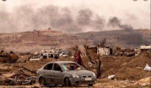 Recrudescenza degli attacchi israeliani in Libano,Siria e Irak