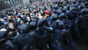 """""""Primavera colorata""""  in Russia"""