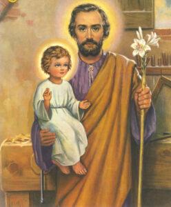 Preghiamo San Giuseppe, è tempo propizio