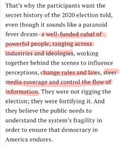Parola di Time: le elezioni americane ERANO   truccate.