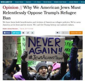 Grande presenza ebraica nelle ONG pro-immigrazione