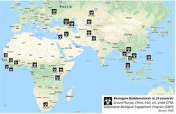 I globalisti hanno iniziato la terza guerra biologica mondiale