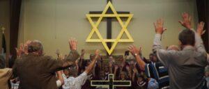 Un film sull'apocalittico ibrido Sionista-Evangelico
