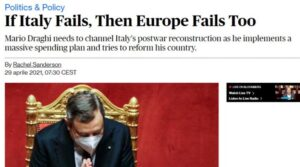 Il Piano Draghi: Gran Reset e basta. Spiegato bene