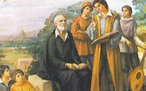 Le  preghiere di san Filippo Neri