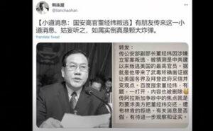 La Spia Cinese smaschera FBI e CIA.