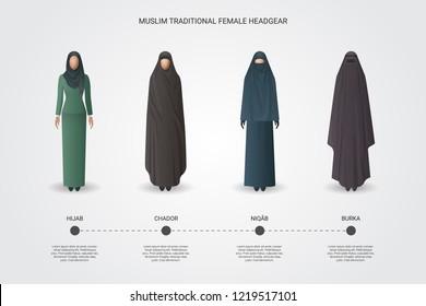 muslim-female-headgear-set-hijab-260nw-1219517101-1