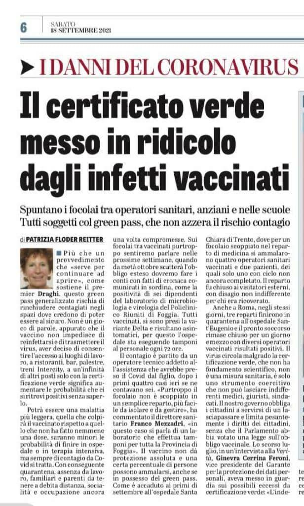 vaccinai-infettano